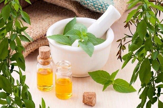 Naturalne olejki eteryczne w domowym spa